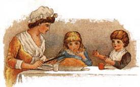 ilustracja z książeczki dla dzieci