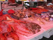targ rybny w Bergen