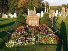 Grob Lucy Maud Montgomery w Cavendish