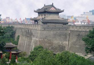 Xian - mury obronne