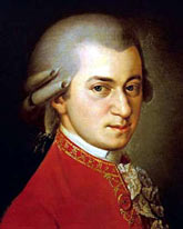 B. Kraft, portret Wolfganga Amadeusza Mozarta