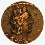 Kobiety na antycznych monetach