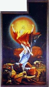 Gruenewald - Zmartwychwstanie
