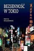 Bezsenność w Tokio - okładka