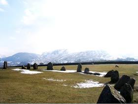kamienny krąg - Castlerigg Stones