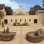 Tabgha – kościół cudu Jezusa