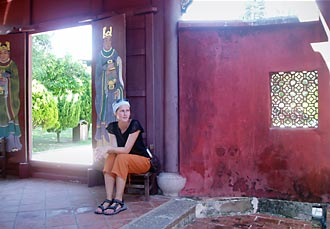 Świątynia Konkubin, Tainan