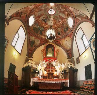 kaplica Wincentego Kadłubka, fot. A.K. Pęczalscy