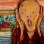 Krzyk malarza