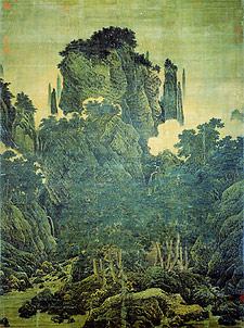 Li Tang, Wiatr w Sosnach Miriadowych Dolin