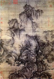 Guo Xi, Wczesna wiosna