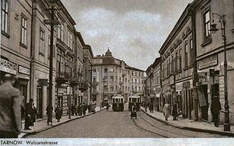Tarnów przed I wojna sw