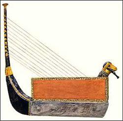 harfa z Ur