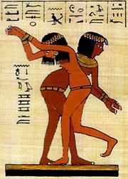 egipskie tancerki