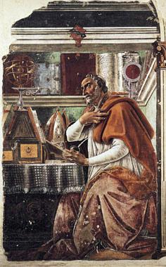 Augustyn - Botticelli