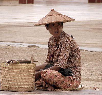 Opowiem wam trochę o Birmie…